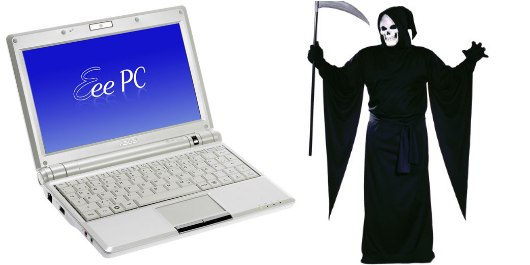 Netbook death watch